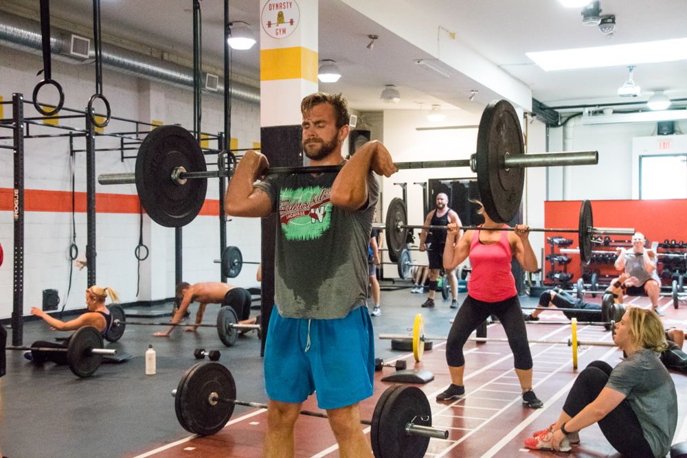 Opinion piece: Has CrossFit gone too far? The Sport versus the Training Methodology